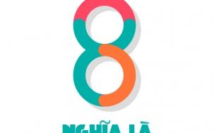 Ý nghĩa số 8 và các con số khác kết hợp với số 8