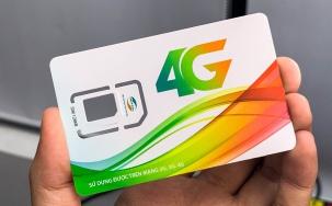Những lý do khiến bạn nên chuyển và sử dụng sim 4G?