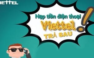 Tổng hợp những cách nạp tiền sim trả sau Viettel đơn giản nhất