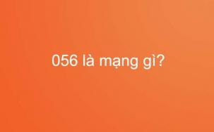 056 là mạng gì? Toàn bộ những thông tin cần nhớ về đầu số 056