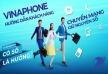 VinaPhone tăng 6 lần dung lượng các gói Data MAX giá không đổi