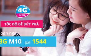 Hướng dẫn cách đăng ký các gói cước 3G sim Vinaphone