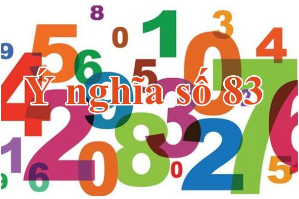 Y Nghia 83 Theo Phong Thuy