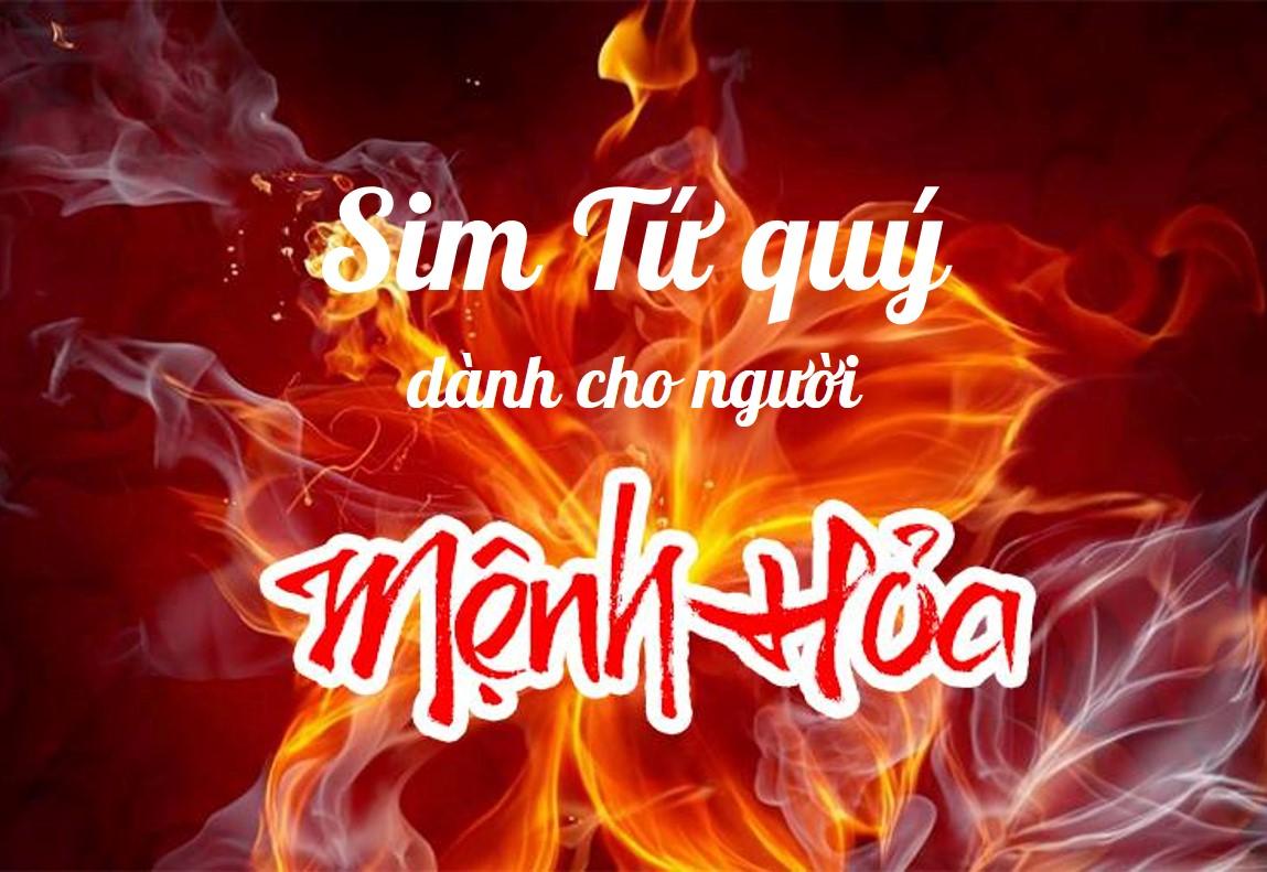 Sim Tu Quy Hop Menh Hoa