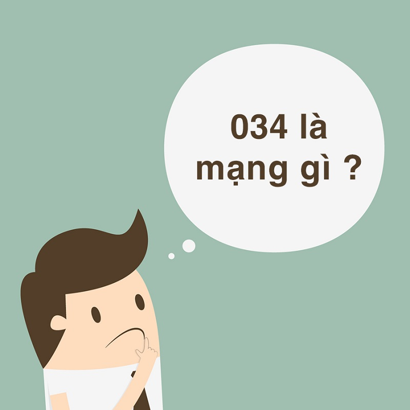 Dau So 034 Nha Mang Viettel