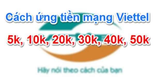 Cach Ung Tien Vinaphone 2
