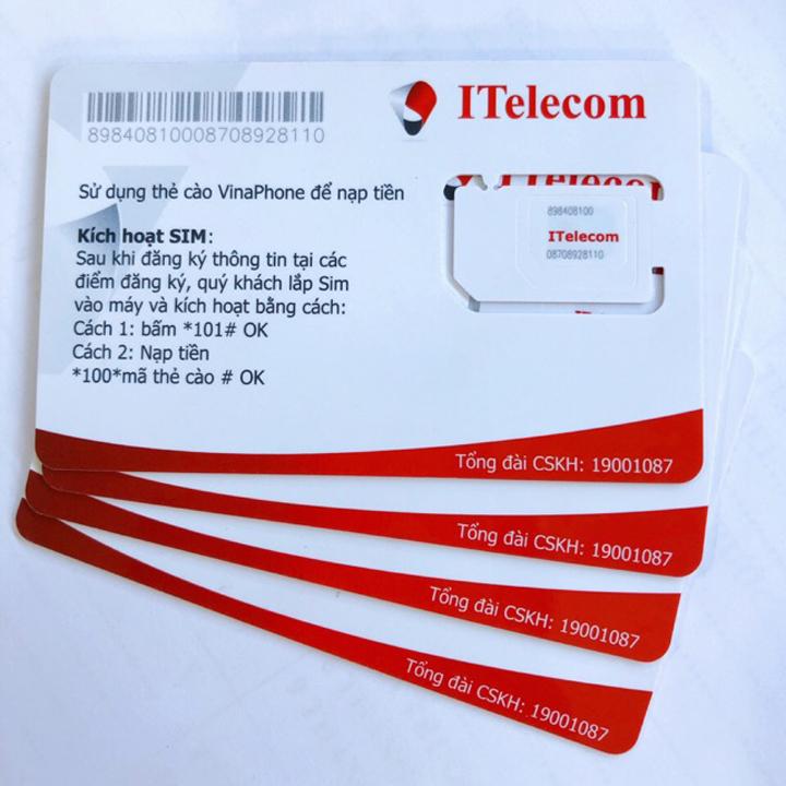 Dòng sim đảo Itelecom mang đến cho người kinh doanh nhiều ý nghĩa tốt đẹp về sức khỏe, công việc và tài lộc