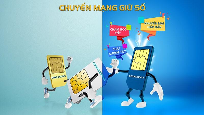 Huong Dan Chuyen Mang Vinaphone Sang Viettel 1