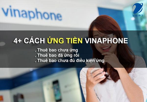 Cach Ung Tien Vinaphone