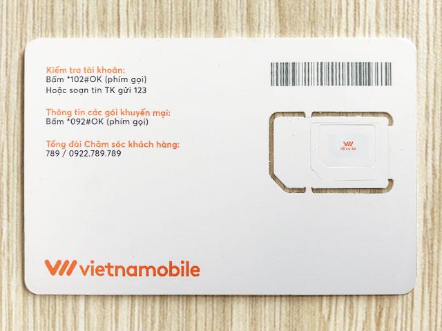 Bạn hiểu gì về dòng sim dễ nhớ của nhà mạng Vietnamobile?