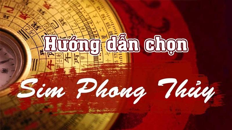 Co 3 Cach Chon Sim Phong Thuy Hop Tuoi 1984