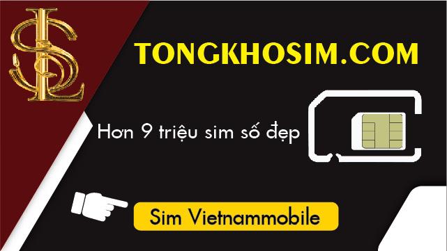Tongkhosimso.com đơn vị chuyên cung cấp các dòng sim số đẹp hợp phong thủy