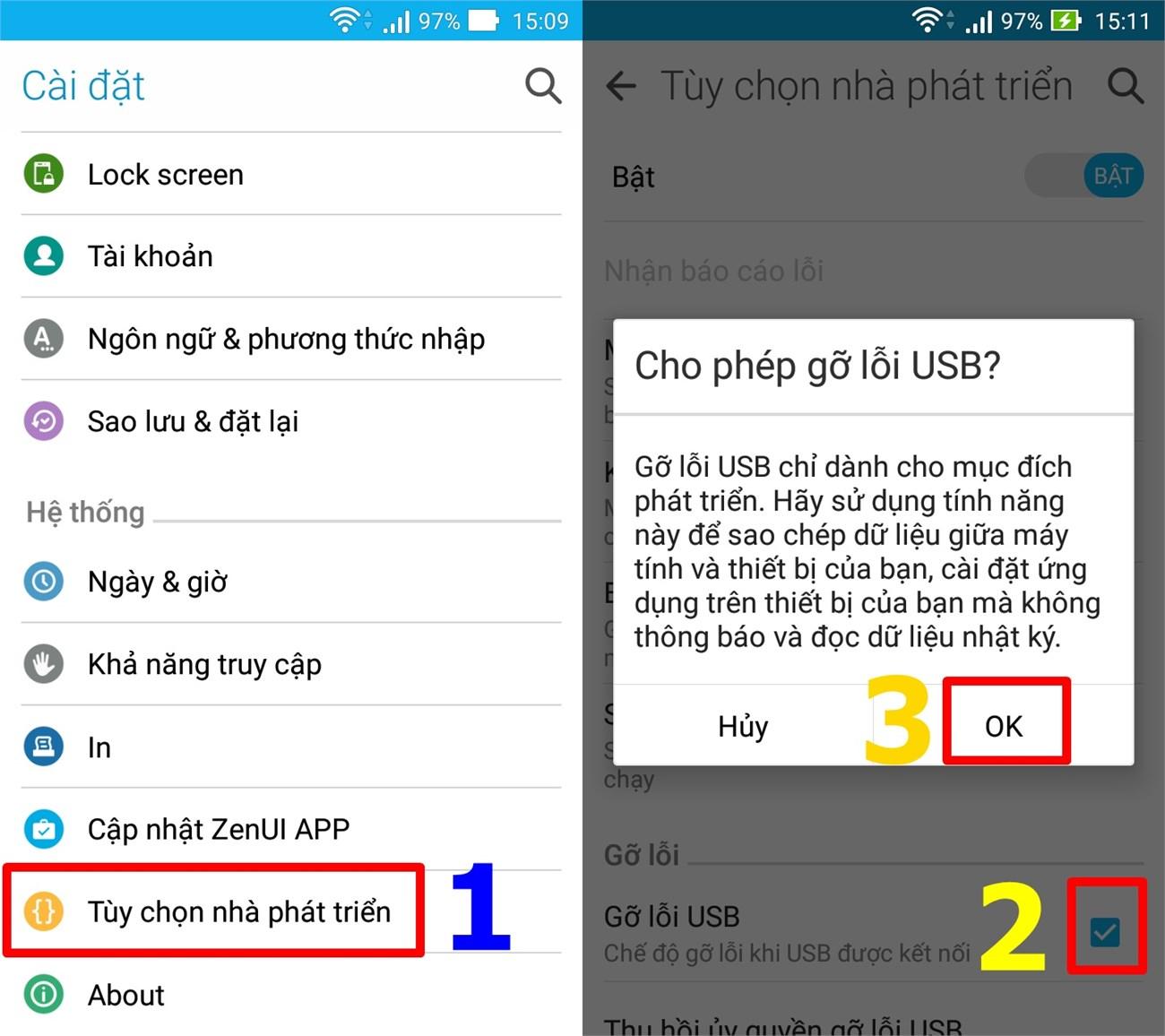 Cach Lay Lai Tin Nhan Da Xoa Tren Sim Vinaphone 1
