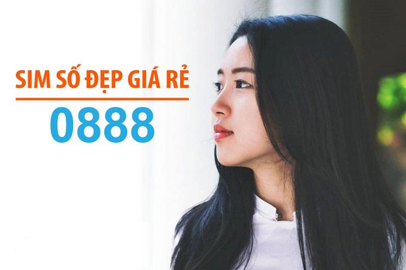 Chon Mua Sim Dau So 088 Gia Re