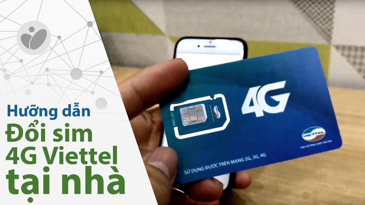 Đổi sim 3G sang 4G cần lưu ý gì