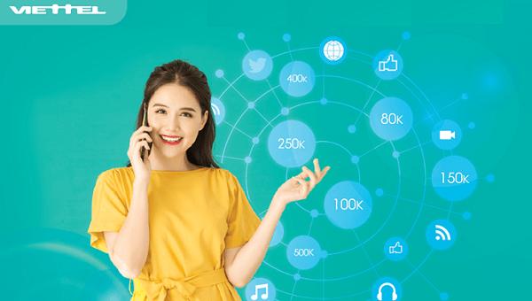 Gói cước 3G Viettel mang đến cho người dùng tốc độ mạng ổn định mà không lo hết dung lượng